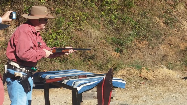 Tio Don, Outlaw shotgun